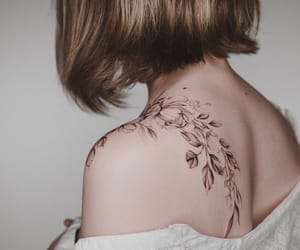 tattoo, body art, and ink image