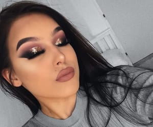 beauty, girl, and glam image