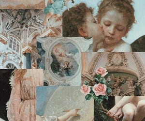 wallpaper, angel, and art image
