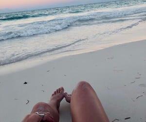 aesthetic, sea, and tan image