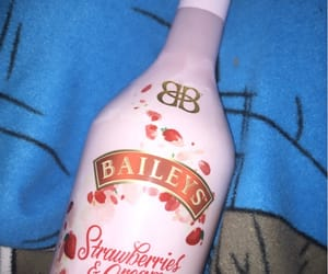 Baileys and strawberry image