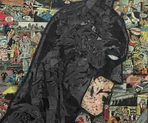 batman, wallpaper, and comic image