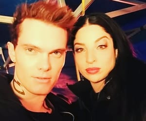 lilith, shadowhunters, and jonathanmorgenstern image