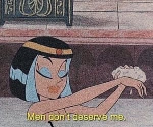 quotes, cartoon, and cleopatra image