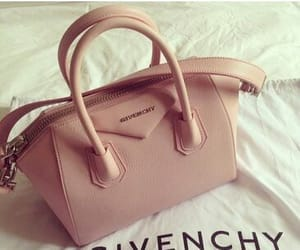 Givenchy, bag, and pink image