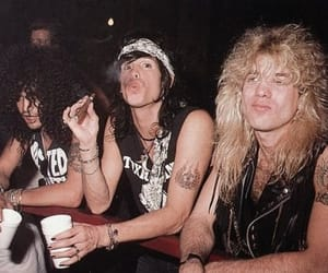 slash, steven tyler, and steven adler image