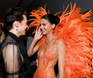 kendall jenner, Harry Styles, and met gala image