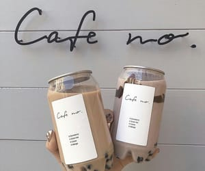 cafe, drink, and tumblr image