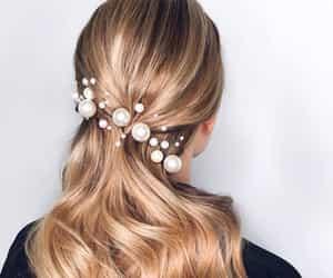 hair, beautiful, and fashion image