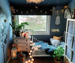 beautiful, bedroom, and boheme image