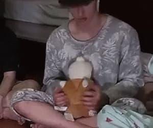 gif, hongjoong, and kpop image