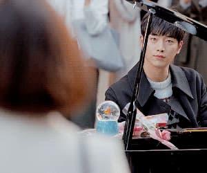 gif, seungyeon, and seo kang joon image