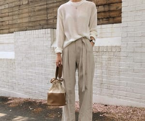 brown, fashion, and people image