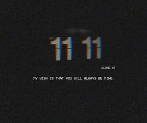 11:11, quotes, and love image