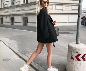 beautiful, black, and chic image