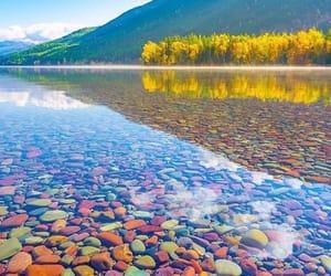 agua, reflejo, and colores image