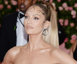 fashion, candice swanepoel, and met gala image