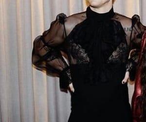 black, styles, and met gala image
