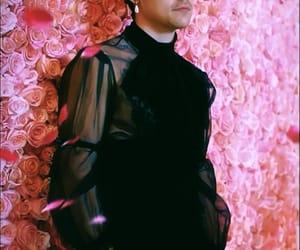 Harry Styles, met gala, and pink image