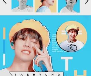 kpop, bts, and kim taehyung image