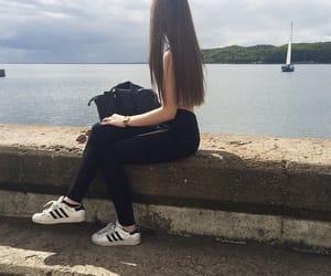 adidas, girl, and inspiration image