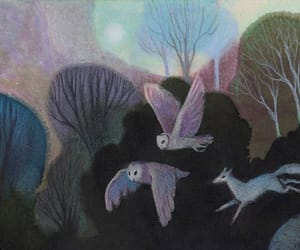animals, art, and artwork image