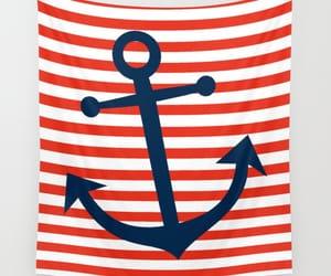 anchor, summer, and anchors image