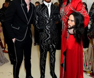 jared leto, lewis hamilton, and shawn mendes image