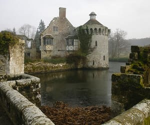 castle, county, and moat image