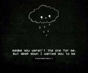 quotes, broken heart, and sad image