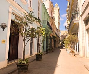 city, havana, and holidays image