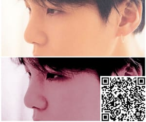 kpop, bts, and polarr code image