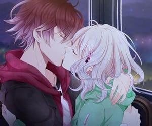 diabolik lovers, anime, and yui image