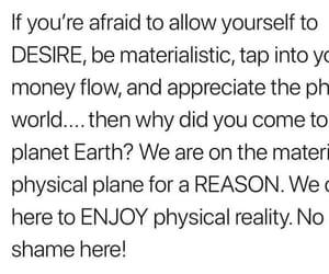 appreciate, desire, and enjoy image