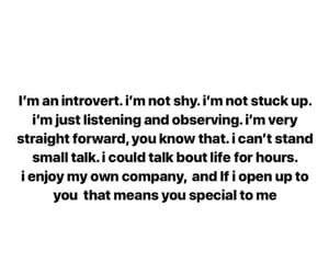 feeling, introvert, and life image