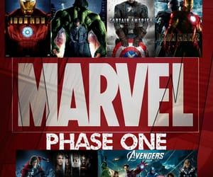 Avengers, Marvel, and mcu universe image