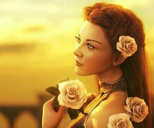 art, house lannister, and margaery image