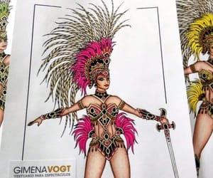carnaval, trajes, and diseno image