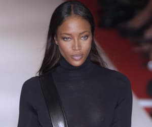Naomi Campbell, beauty, and model image