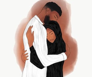 islam, luv, and married image