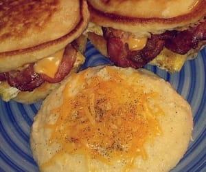 breakfast, junk food, and food image