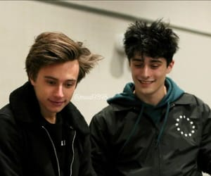 maxence danet-fauvel, axel auriant, and skam france image