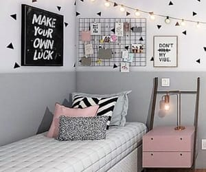 decor, decoration, and girl image