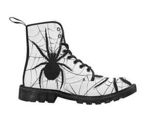 artistic, gothic, and martin boots image