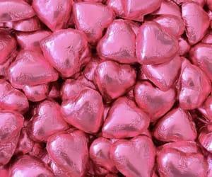 chocolate, happy, and heart image