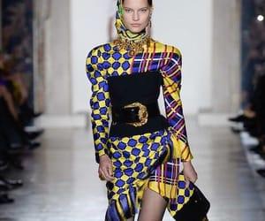 fashion, Versace, and fashion designer image