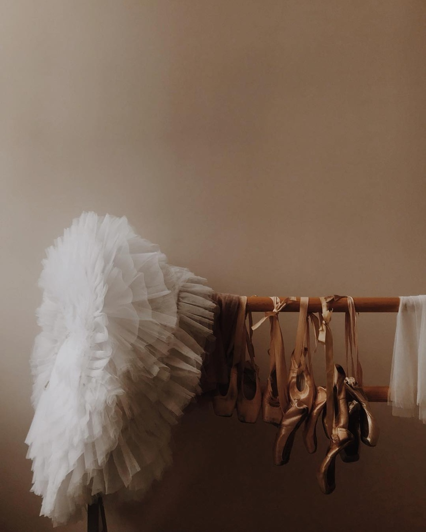 ballet, beige, and brown image