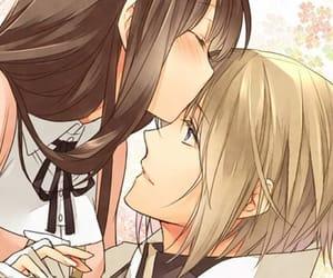 anime, lt, and anime girl image