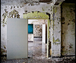 abandoned building, building, and conceptual image