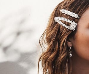 hair, accessories, and hairstyle image